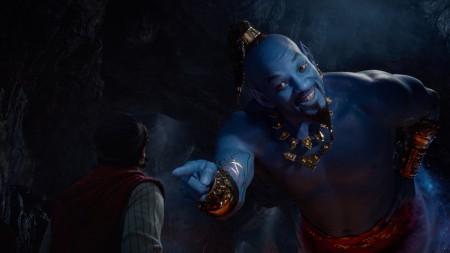 Aladdin: Không lom dom như dân tình tưởng, Thần Đèn Will Smith nhìn cũng khá bảnh đấy chứ - Ảnh 4.