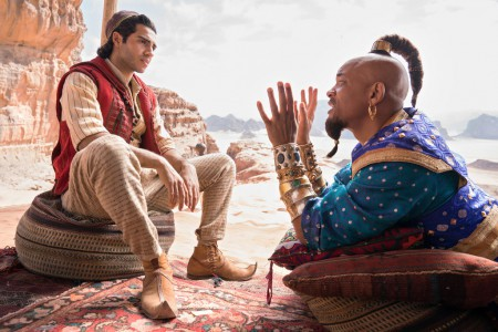 Aladdin: Không lom dom như dân tình tưởng, Thần Đèn Will Smith nhìn cũng khá bảnh đấy chứ - Ảnh 3.