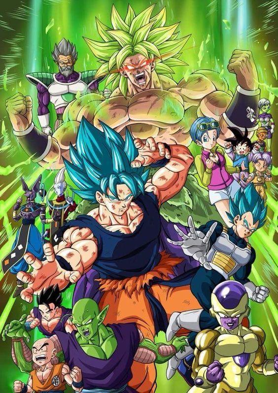 Hé lộ toàn bộ thiết kế chi tiết của dàn nhân vật từ chính đến phụ trong Dragon Ball Super: Broly - Ảnh 1.