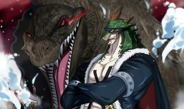 Điểm mặt 8 nhân vật đã ăn trái ác quỷ hệ Zoan cổ đại và thần thoại trong One Piece - Ảnh 2.