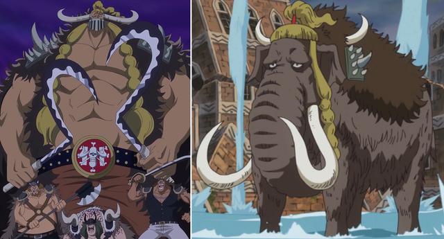 Điểm mặt 8 nhân vật đã ăn trái ác quỷ hệ Zoan cổ đại và thần thoại trong One Piece - Ảnh 4.