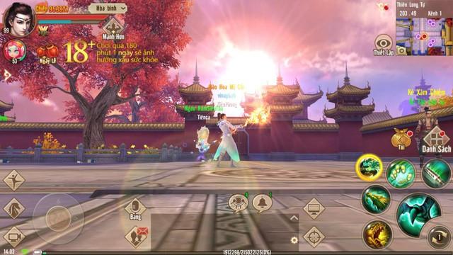 Trải nghiệm Tân Thiên Long Mobile VNG - Tuyệt tác kiếm hiệp Kim Dung - Ảnh 3.
