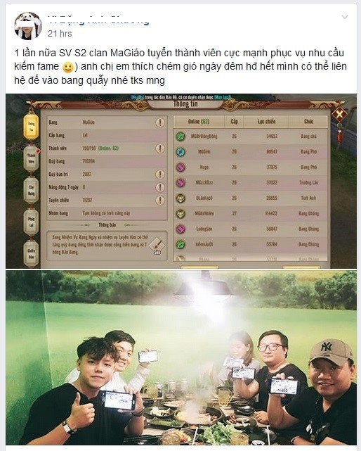 """Game thủ """"bốc số xếp hàng"""" chờ đăng nhập trong ngày ra mắt Tân Thiên Long Mobile - Ảnh 1."""