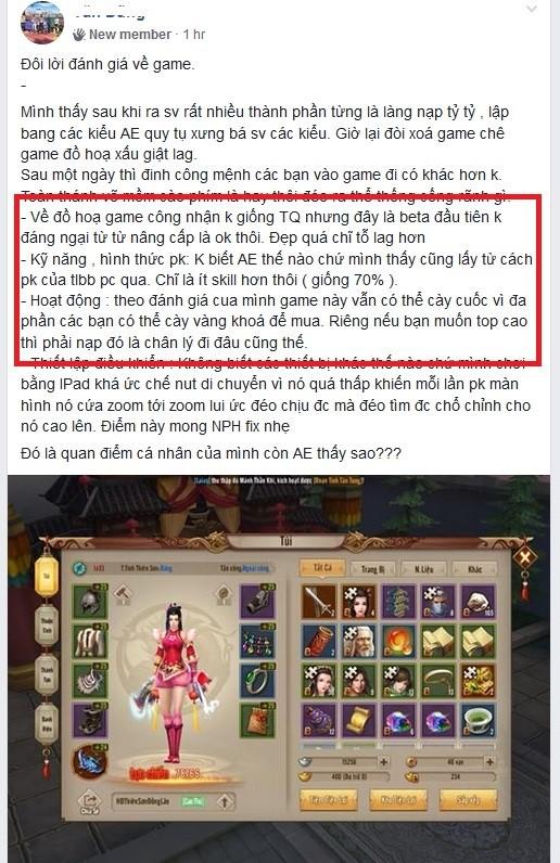 """Game thủ """"bốc số xếp hàng"""" chờ đăng nhập trong ngày ra mắt Tân Thiên Long Mobile - Ảnh 2."""