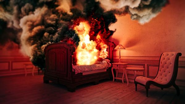 Người tự bốc cháy - hiện tượng bí ẩn chưa nhà khoa học nào tìm ra câu trả lời - Ảnh 2.