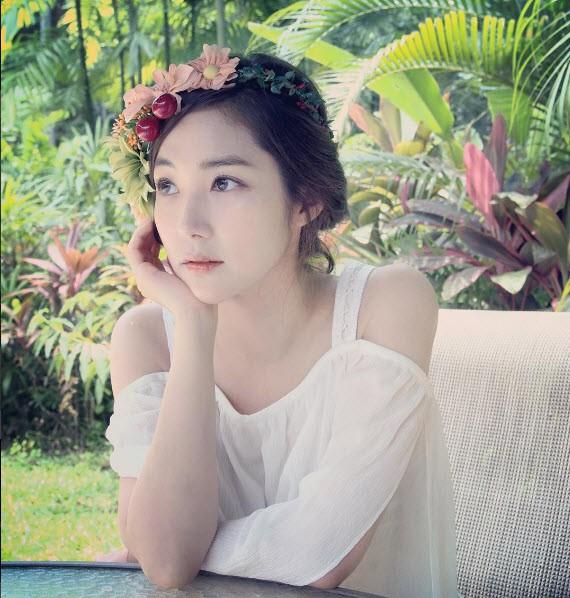 Chảy nước miếng với nhan sắc tuyệt trần và vẻ sexy khó đỡ của Park Min Young - cô đào nổi tiếng của xứ sở kim chi - Ảnh 6.
