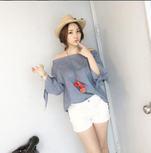 Chảy nước miếng với nhan sắc tuyệt trần và vẻ sexy khó đỡ của Park Min Young - cô đào nổi tiếng của xứ sở kim chi - Ảnh 5.