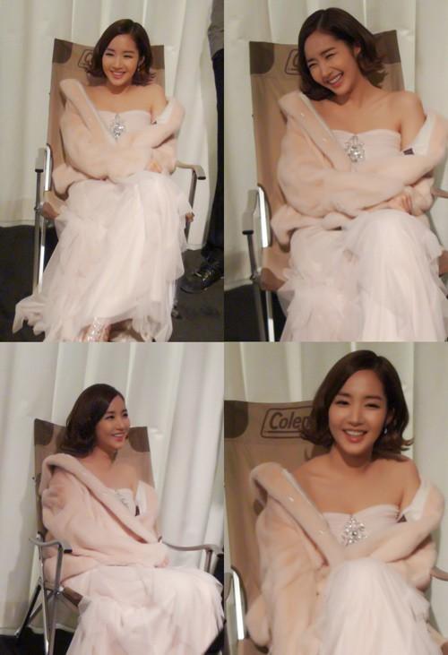 Chảy nước miếng với nhan sắc tuyệt trần và vẻ sexy khó đỡ của Park Min Young - cô đào nổi tiếng của xứ sở kim chi - Ảnh 4.