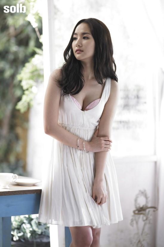 Chảy nước miếng với nhan sắc tuyệt trần và vẻ sexy khó đỡ của Park Min Young - cô đào nổi tiếng của xứ sở kim chi - Ảnh 23.
