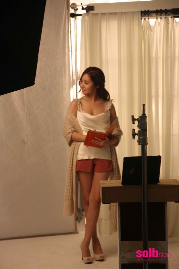 Chảy nước miếng với nhan sắc tuyệt trần và vẻ sexy khó đỡ của Park Min Young - cô đào nổi tiếng của xứ sở kim chi - Ảnh 19.