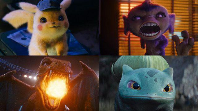 Đây là lý do các Pokemon có đôi mắt tím và hành động hung hăng trong Detective Pikachu - Ảnh 1.
