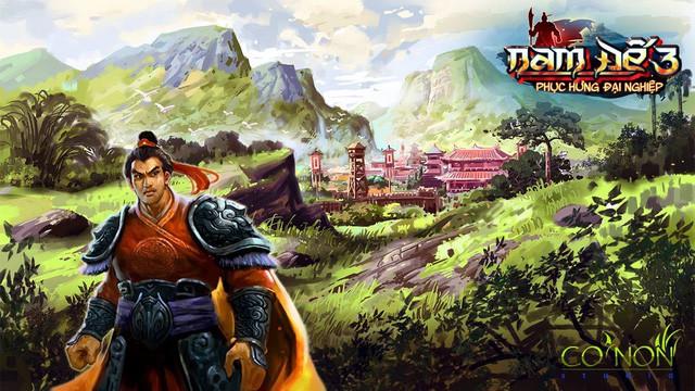 Game thuần Việt hấp dẫn Nam Đế 3 mới mở cửa thử nghiệm hôm nay, game thủ có thể vào chơi ngay - Ảnh 3.