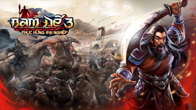 Game thuần Việt hấp dẫn Nam Đế 3 mới mở cửa thử nghiệm hôm nay, game thủ có thể vào chơi ngay - Ảnh 4.