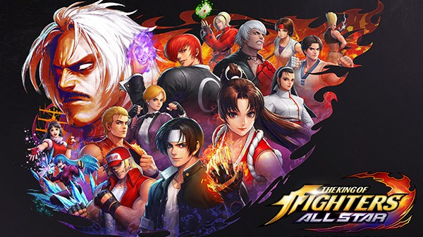 The King of Fighters All Star - game mobile ARPG thương hiệu ...