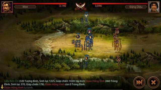 Trải nghiệm Nam Đế 3 - Nét dã sử game thuần Việt từ trong ra ngoài - Ảnh 2.