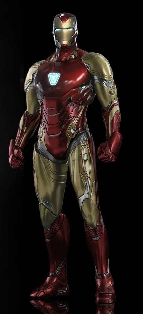 Hé lộ bộ giáp mới của Iron Man trong Avengers: Endgame? Cổ điển nhưng đầy sức mạnh - Ảnh 5.