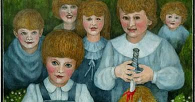 5 câu chuyện cổ tích tàn bạo không dành cho trẻ em - Ảnh 4.