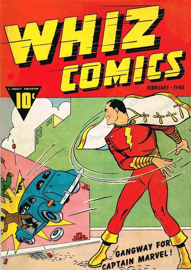 Shazam! Thiên Hạ Đệ Nhất Phàm Nhân và cuộc đời kỳ lạ chỉ vì cái tên Captain Marvel - Ảnh 5.