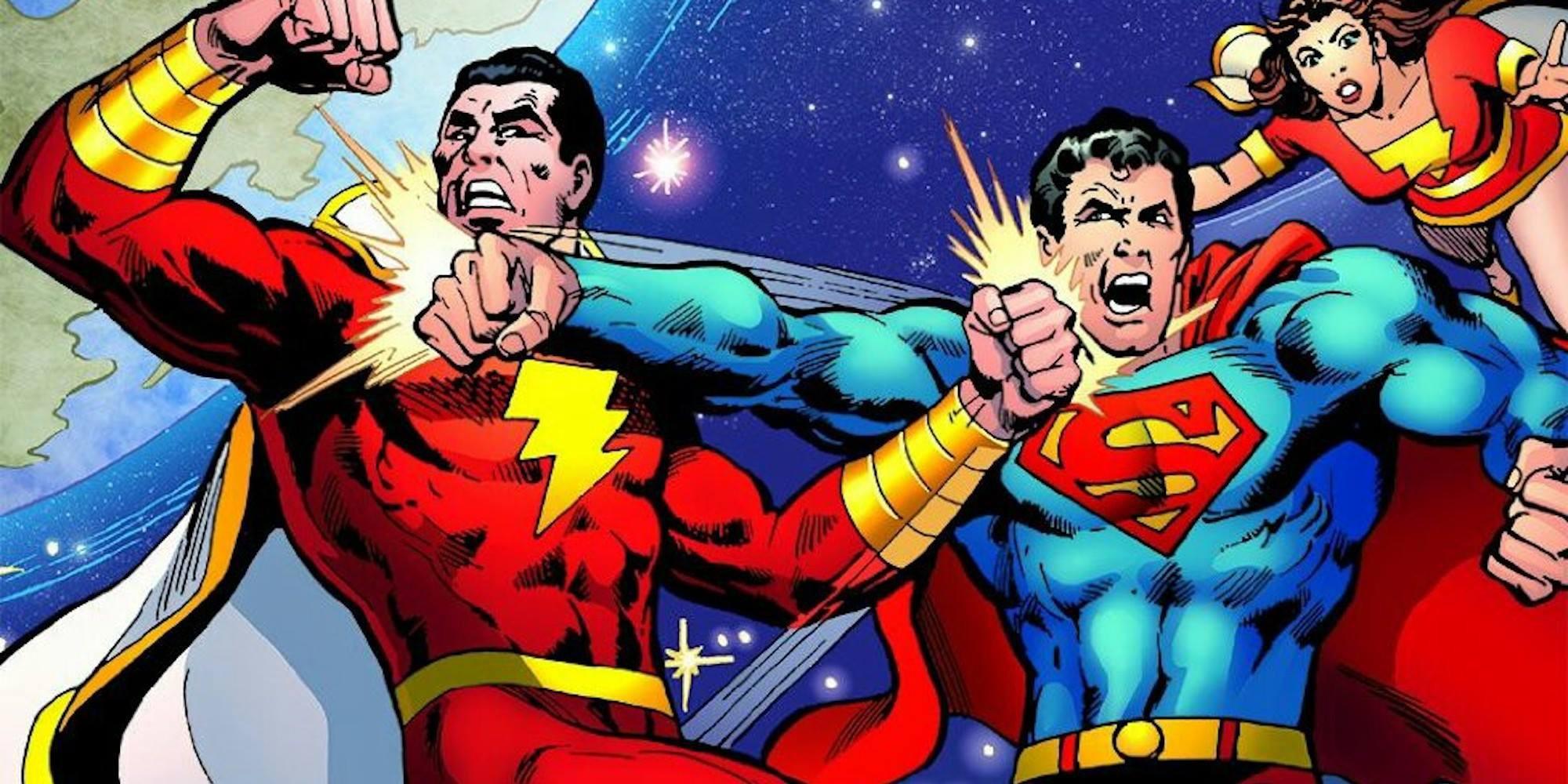 Shazam! Thiên Hạ Đệ Nhất Phàm Nhân và cuộc đời kỳ lạ chỉ vì cái tên Captain Marvel - Ảnh 12.