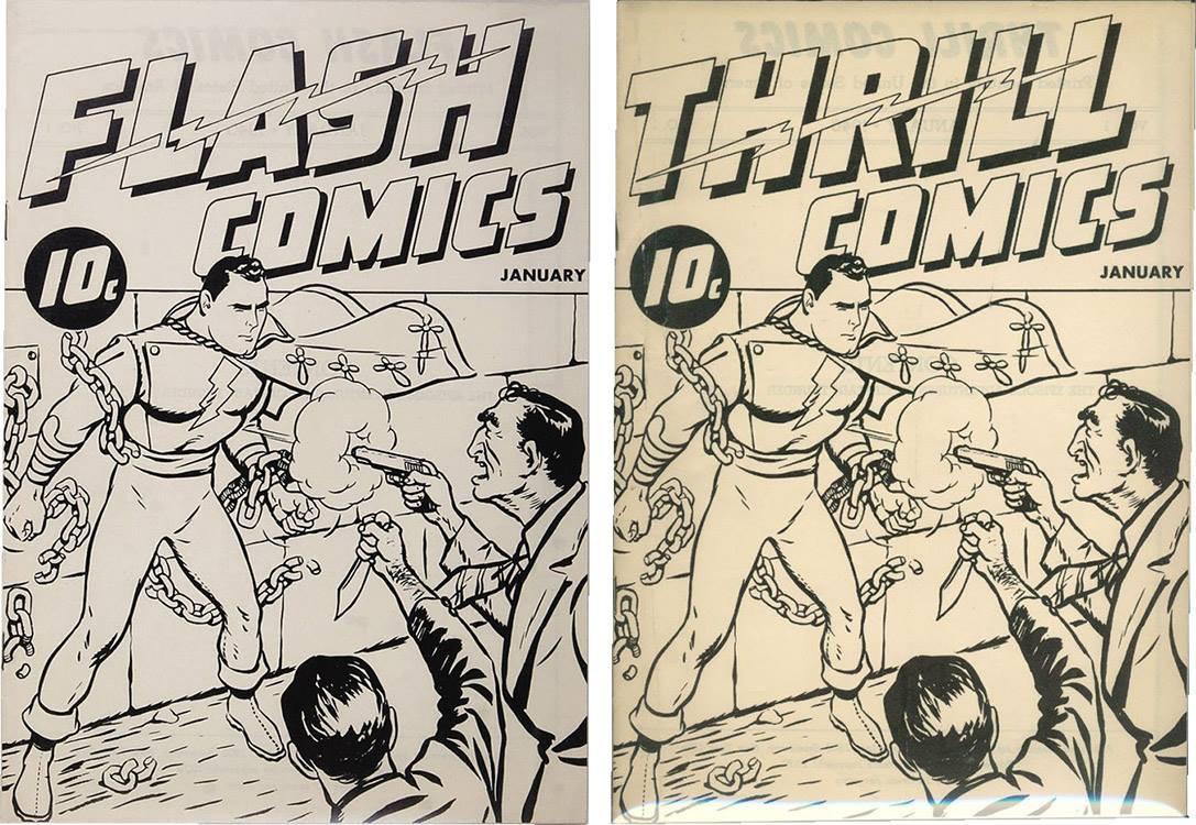 Shazam! Thiên Hạ Đệ Nhất Phàm Nhân và cuộc đời kỳ lạ chỉ vì cái tên Captain Marvel - Ảnh 4.