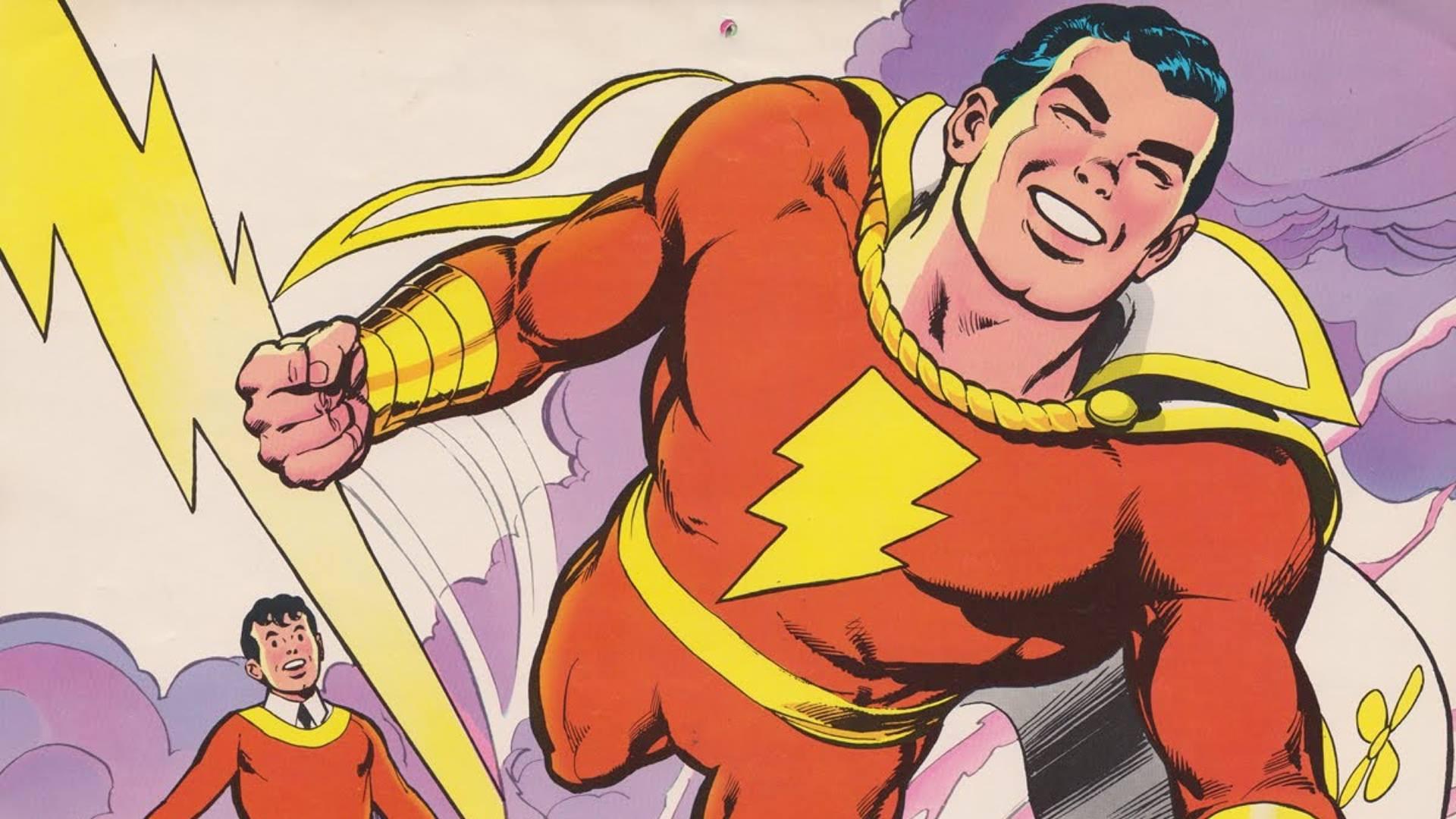 Shazam! Thiên Hạ Đệ Nhất Phàm Nhân và cuộc đời kỳ lạ chỉ vì cái tên Captain Marvel - Ảnh 7.