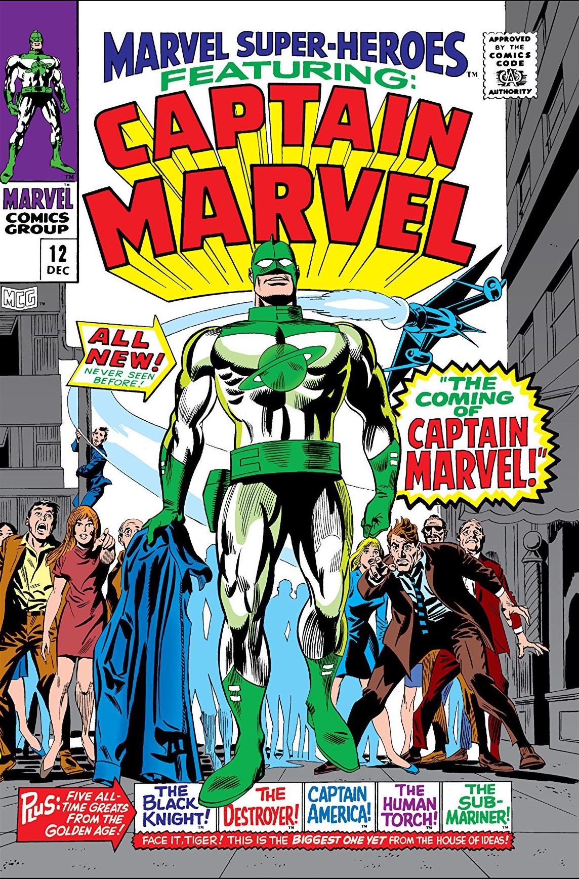 Shazam! Thiên Hạ Đệ Nhất Phàm Nhân và cuộc đời kỳ lạ chỉ vì cái tên Captain Marvel - Ảnh 14.