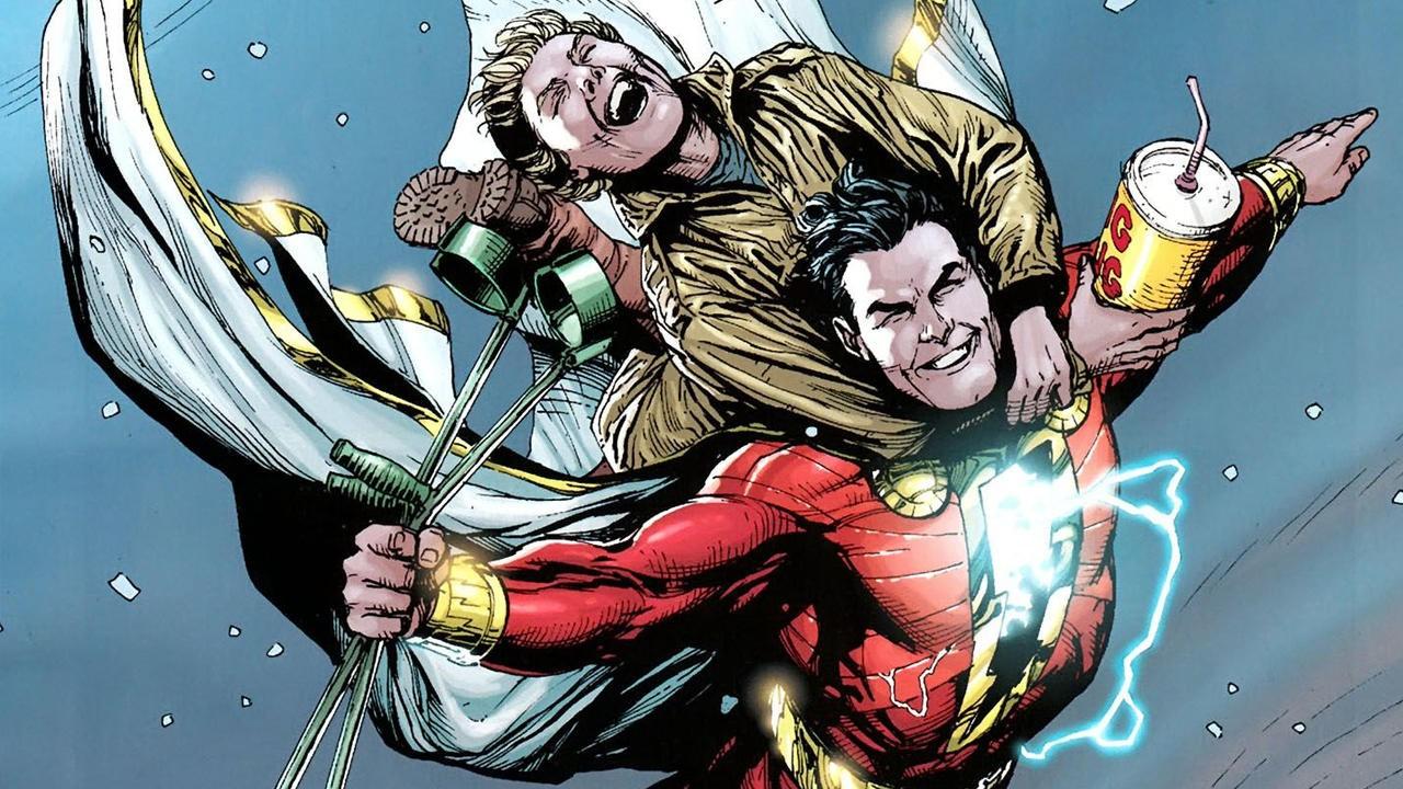 Shazam! Thiên Hạ Đệ Nhất Phàm Nhân và cuộc đời kỳ lạ chỉ vì cái tên Captain Marvel - Ảnh 24.