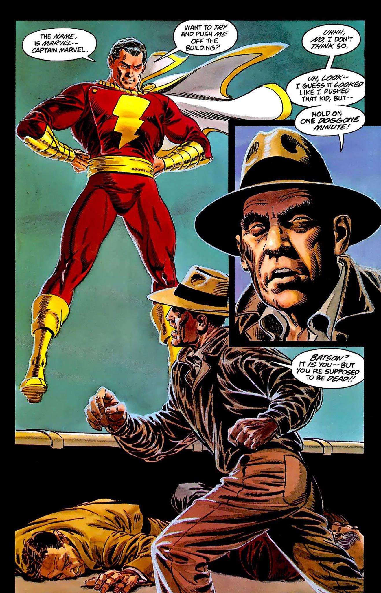 Shazam! Thiên Hạ Đệ Nhất Phàm Nhân và cuộc đời kỳ lạ chỉ vì cái tên Captain Marvel - Ảnh 21.