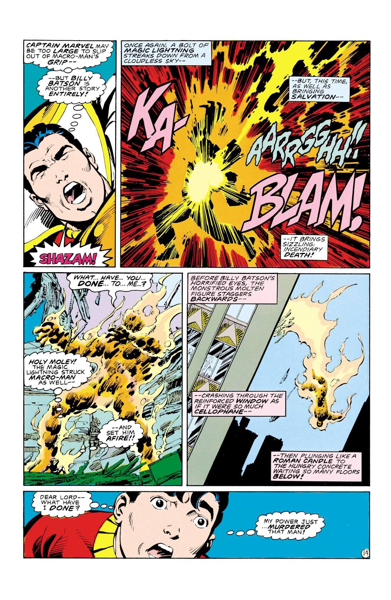 Shazam! Thiên Hạ Đệ Nhất Phàm Nhân và cuộc đời kỳ lạ chỉ vì cái tên Captain Marvel - Ảnh 19.