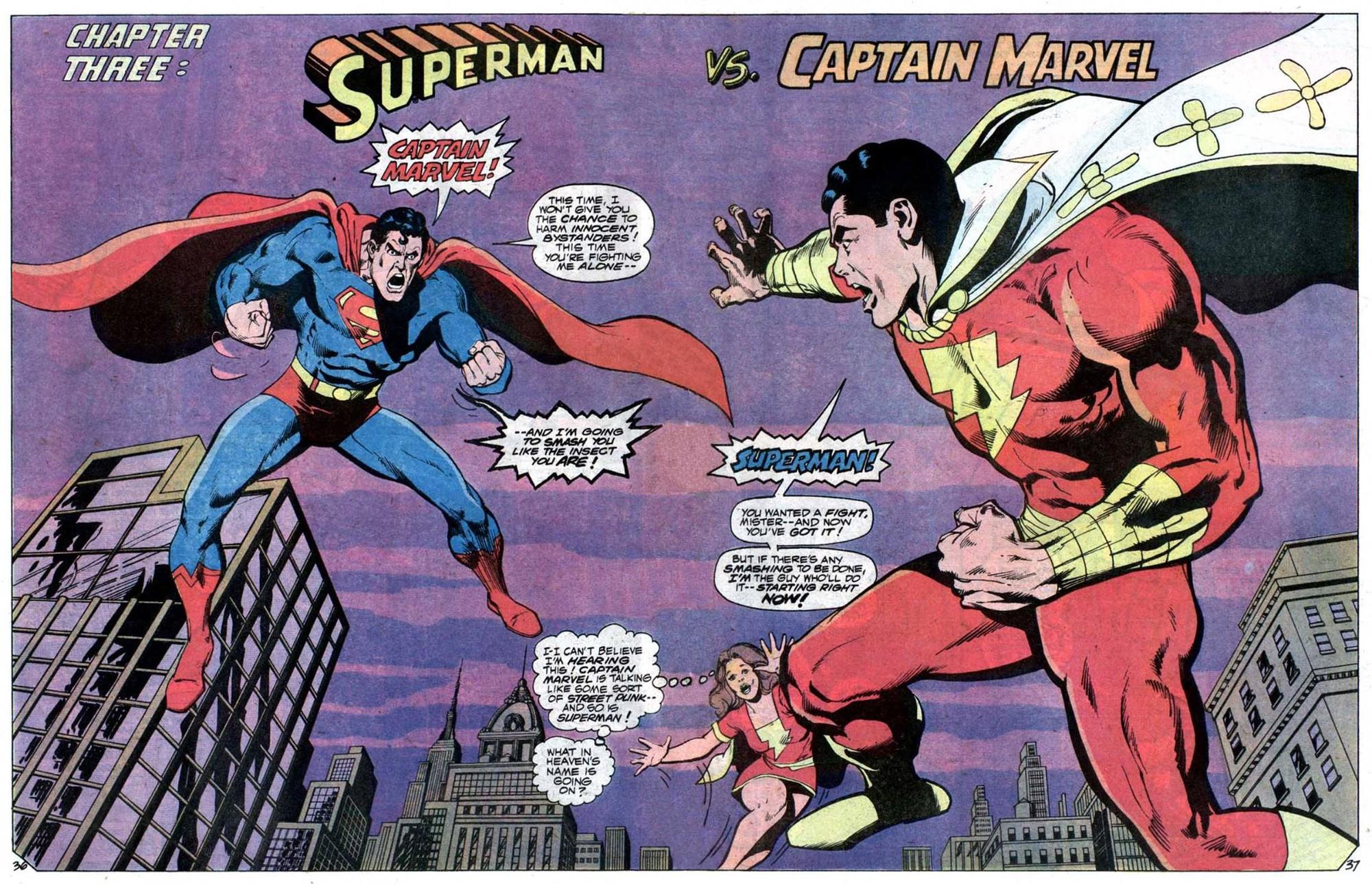 Shazam! Thiên Hạ Đệ Nhất Phàm Nhân và cuộc đời kỳ lạ chỉ vì cái tên Captain Marvel - Ảnh 18.