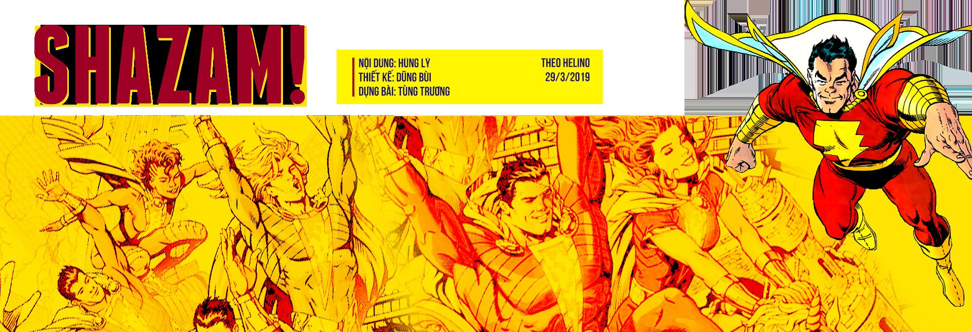 Shazam! Thiên Hạ Đệ Nhất Phàm Nhân và cuộc đời kỳ lạ chỉ vì cái tên Captain Marvel - Ảnh 29.