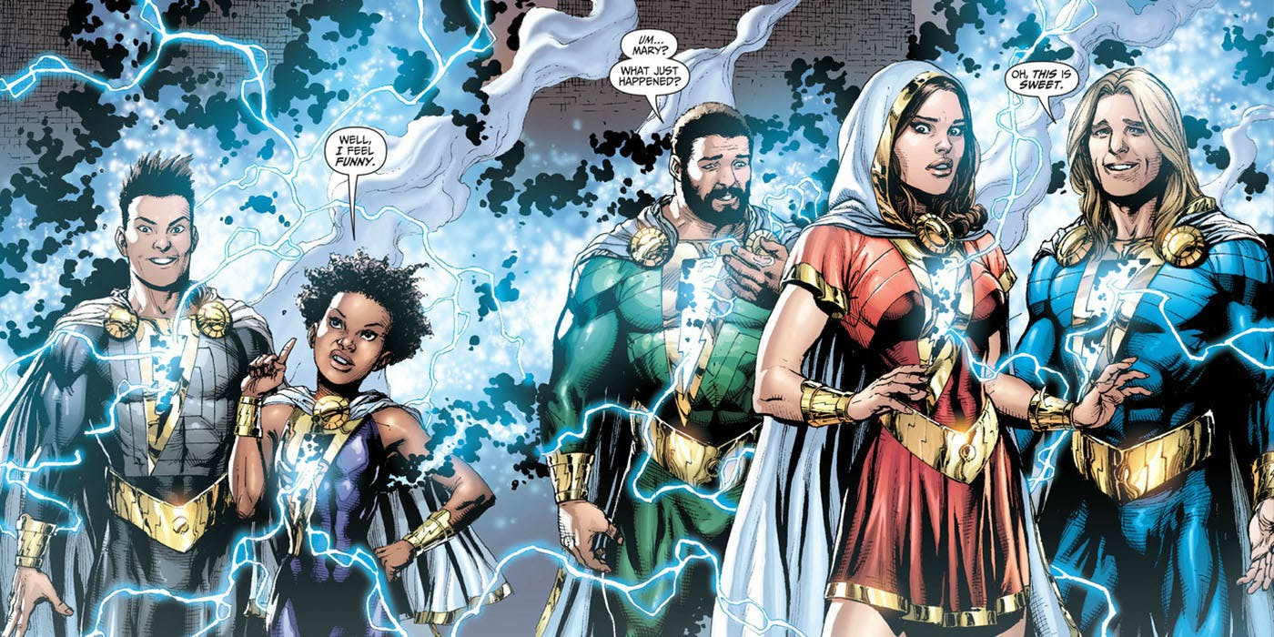 Shazam! Thiên Hạ Đệ Nhất Phàm Nhân và cuộc đời kỳ lạ chỉ vì cái tên Captain Marvel - Ảnh 26.