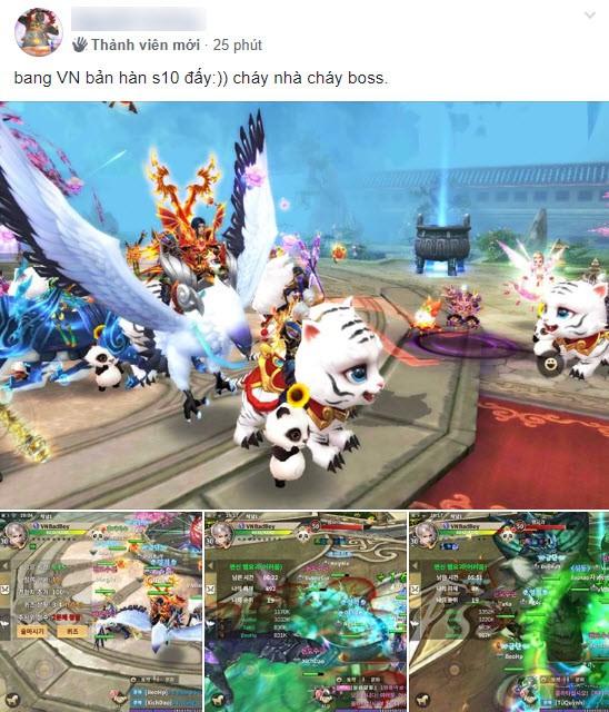 """500 anh em Việt Nam quá đáng đến mức, game thủ Hàn cũng phải ngơ ngác trong chính server của mình: """"Mấy người là ai? Woa điên rồ thật!!"""" - Ảnh 6."""