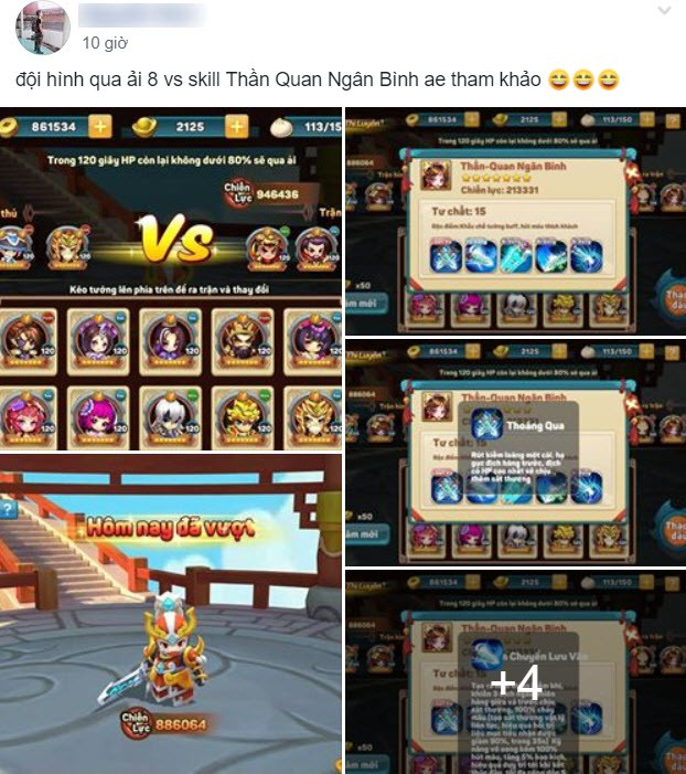 """Sau update, Tiểu Tiểu Tam Quốc Chí bỗng biến thành trò chơi nhân phẩm"""" khiến nhiều game thủ... tức ói máu - Ảnh 5."""