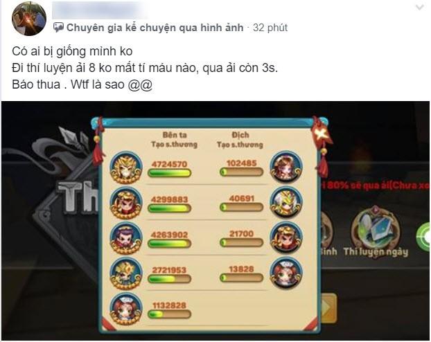 """Sau update, Tiểu Tiểu Tam Quốc Chí bỗng biến thành trò chơi nhân phẩm"""" khiến nhiều game thủ... tức ói máu - Ảnh 21."""