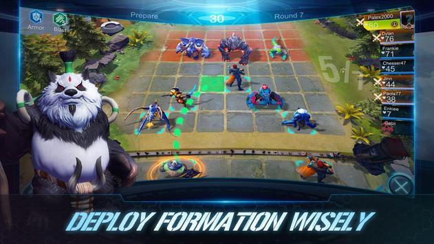 Arena of Evolution: Chess Heroes – Game Auto Chess trên Mobile vừa ra mắt! - Ảnh 2.