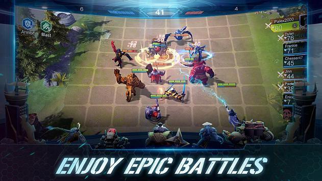 Arena of Evolution: Chess Heroes – Game Auto Chess trên Mobile vừa ra mắt! - Ảnh 3.