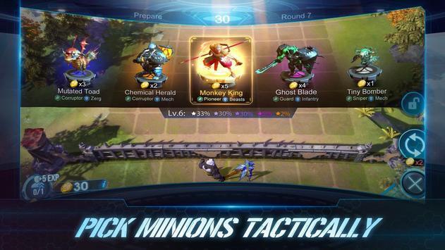 Arena of Evolution: Chess Heroes – Game Auto Chess trên Mobile vừa ra mắt! - Ảnh 4.