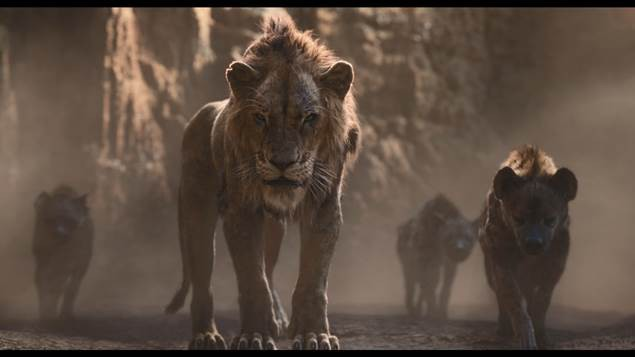 Disney tung tạo hình live-action của bộ đôi hài hước Timon và Pumbaa trong trailer mới của phim Vua Sư Tử - Ảnh 4.