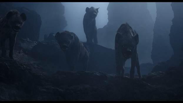 Disney tung tạo hình live-action của bộ đôi hài hước Timon và Pumbaa trong trailer mới của phim Vua Sư Tử - Ảnh 5.