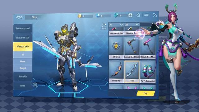 Trải nghiệm Survival Heroes - Game sinh tồn đậm tính chiến thuật - Ảnh 1.