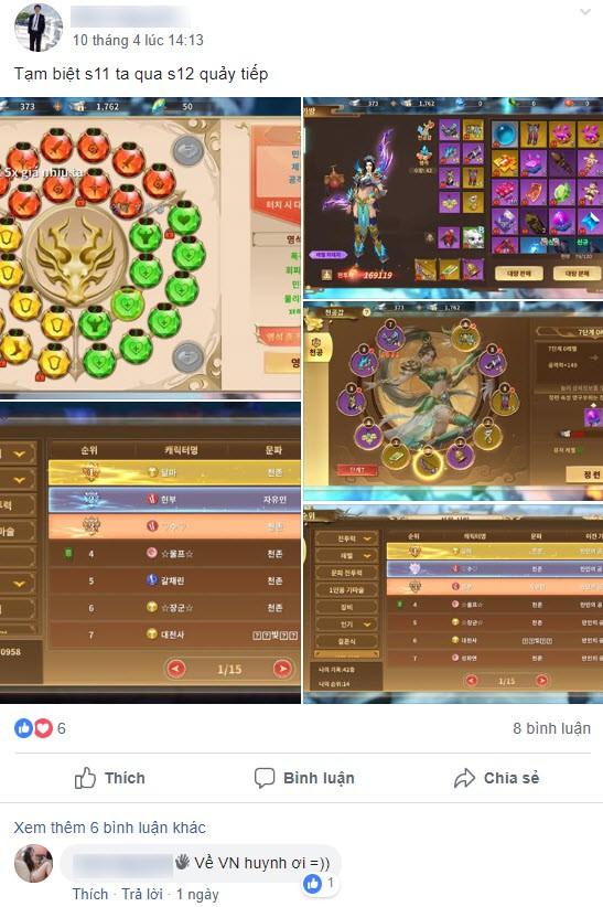 Cộng đồng Thục Sơn Kỳ Hiệp Mobile đồng loạt chia tay bản Hàn Quốc, các game thủ xứ kim chi chắc đang... cảm tạ trời đất lắm đây - Ảnh 2.