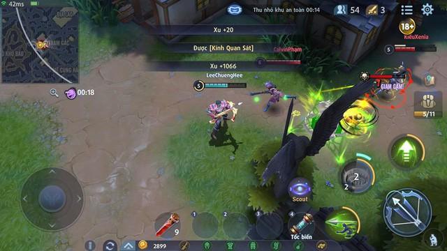 Trải nghiệm Survival Heroes - Game sinh tồn đậm tính chiến thuật - Ảnh 2.