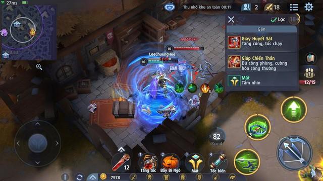 Trải nghiệm Survival Heroes - Game sinh tồn đậm tính chiến thuật - Ảnh 4.