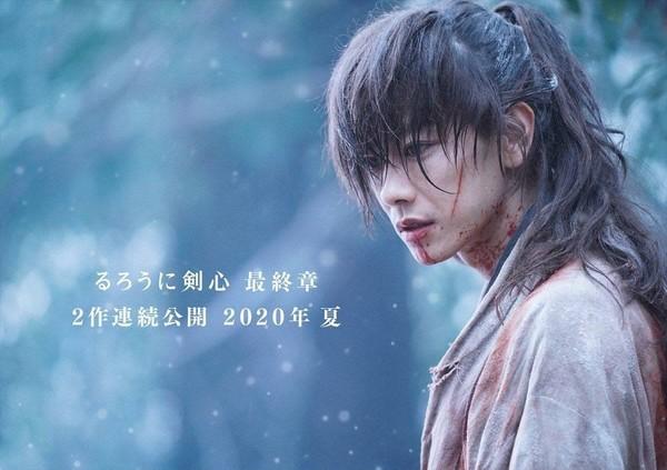 Rurouni Kenshin bất ngờ công bố thêm 2 bộ phim mới về phần cuối, sẽ ra mắt trong năm 2020 - Ảnh 1.