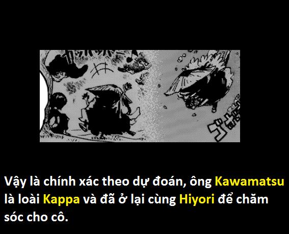 Góc soi mói One Piece 939: Hé lộ lý do Hiyori không du hành thời gian cùng anh trai và người cứu cô là một người cá? - Ảnh 4.