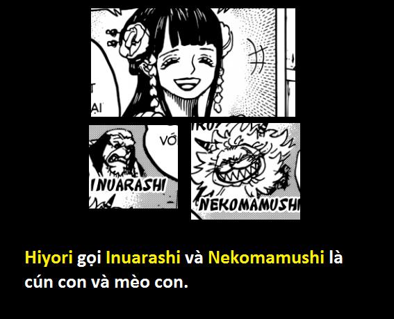 Góc soi mói One Piece 939: Hé lộ lý do Hiyori không du hành thời gian cùng anh trai và người cứu cô là một người cá? - Ảnh 7.