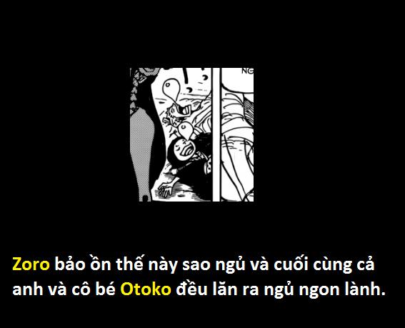 Góc soi mói One Piece 939: Hé lộ lý do Hiyori không du hành thời gian cùng anh trai và người cứu cô là một người cá? - Ảnh 8.