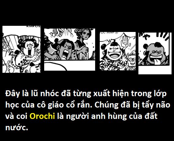 Góc soi mói One Piece 939: Hé lộ lý do Hiyori không du hành thời gian cùng anh trai và người cứu cô là một người cá? - Ảnh 10.
