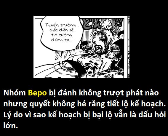 Góc soi mói One Piece 939: Hé lộ lý do Hiyori không du hành thời gian cùng anh trai và người cứu cô là một người cá? - Ảnh 11.